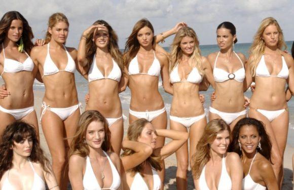 Красотки в белых купальниках - Летняя подборка фотографий