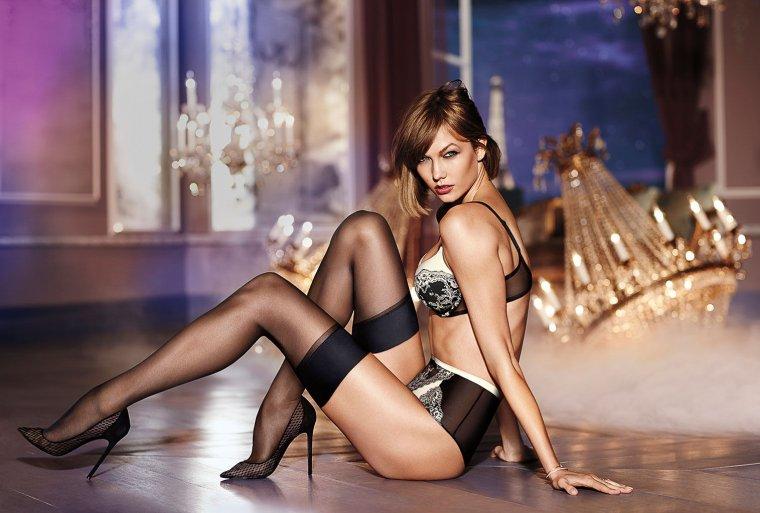 Супермодель Карли Клосс - лучшие фото стильной красотки 12