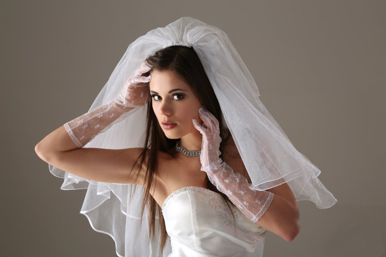 Сексуальные невесты в нижнем белье: повезло же кому-то 9