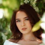 Красивые зеленоглазые девушки: фото крупным планом 6