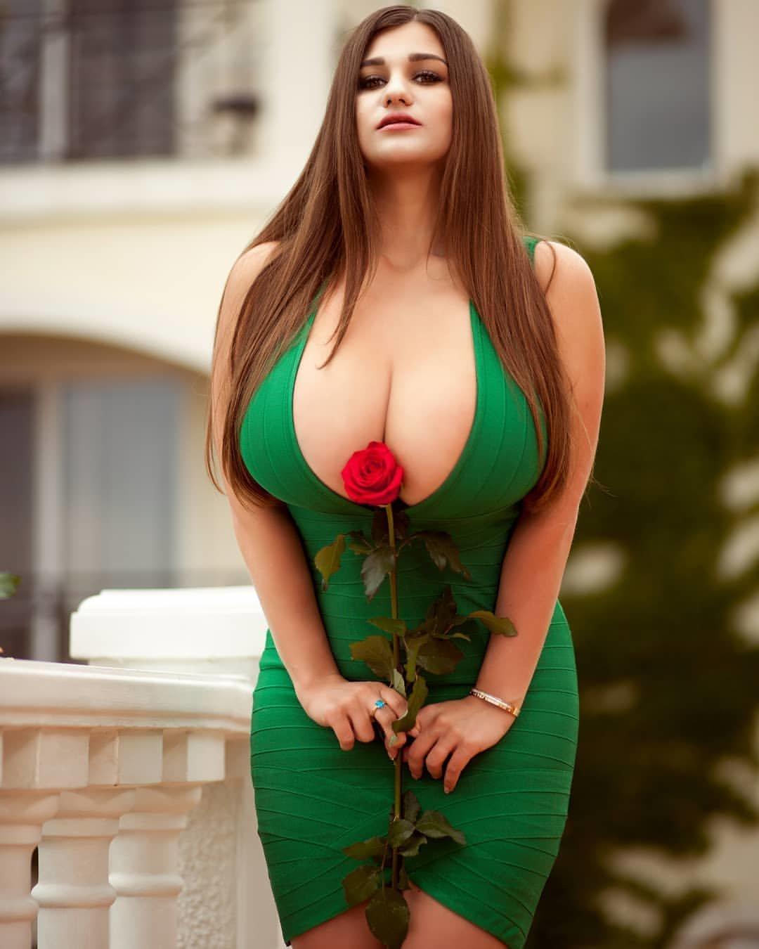 Крупные женщины: фото красивых больших женщин 3