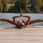 Хлоя Терэ (Khloe Terae) - горячая канадская бикини модель любит заниматься йогой 15