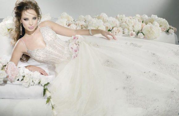Красотки в свадебных платьях: захотелось?
