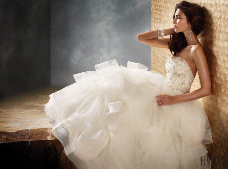 Красотки в свадебных платьях: захотелось? 2