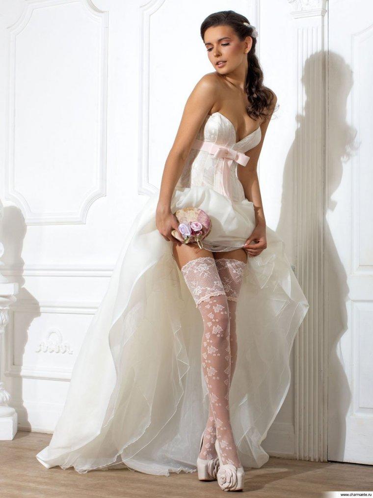 Красотки в свадебных платьях: захотелось? 5