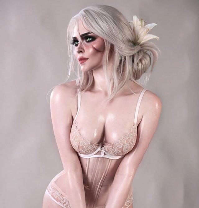 Илона Бугаева - самая сексуальная косплейщица из Питера 1