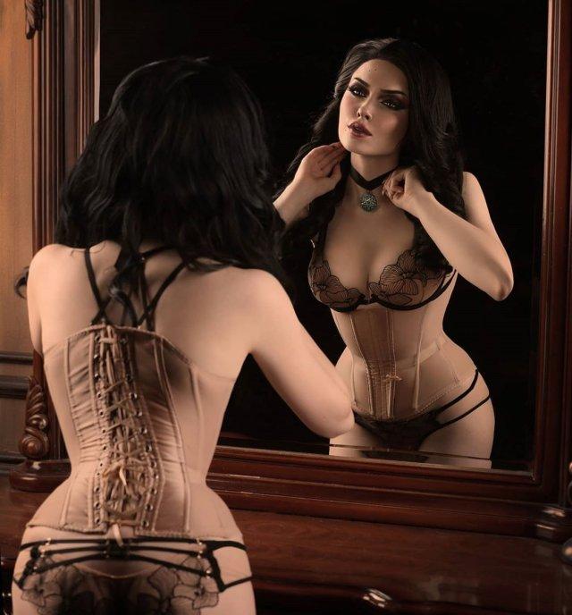 Илона Бугаева - самая сексуальная косплейщица из Питера 7