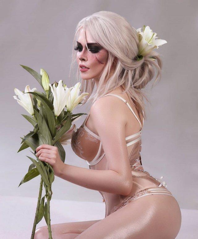 Илона Бугаева - самая сексуальная косплейщица из Питера 8