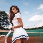 Красивые теннисистки - Фото девушек на корте 3