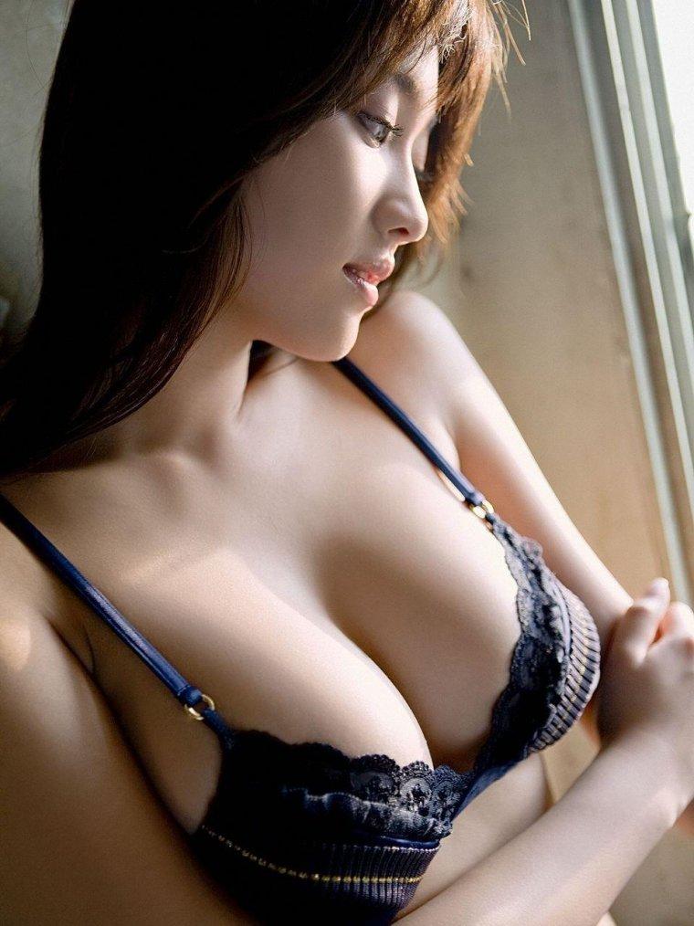 Фото грудастых японок - красавицы из островов 10