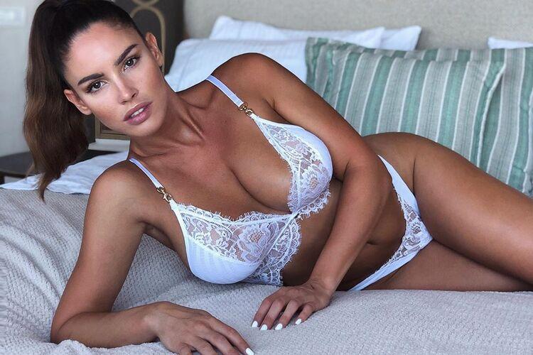 Горячие фото моделей: подборка сексуальных красоток 1