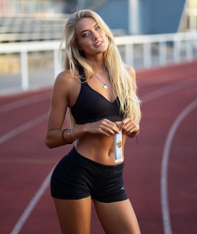 Алиса Шмидт - горячие фото самой сексуальной спортсменки в Мире 5