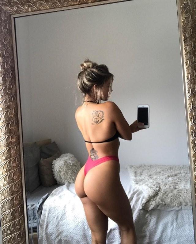 Никки Блэккеттер (Nikki Blackketter) - фитнес-богиня из США 4