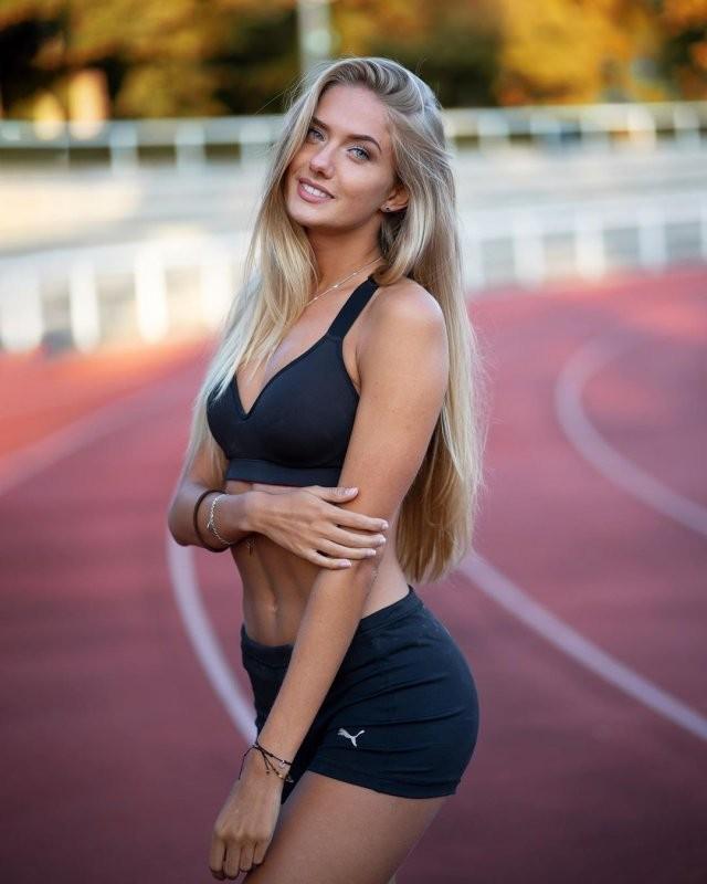 Алиса Шмидт - горячие фото самой сексуальной спортсменки в Мире 9
