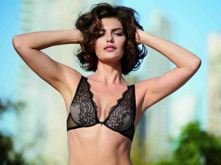 Горячие фото моделей: подборка сексуальных красоток 10