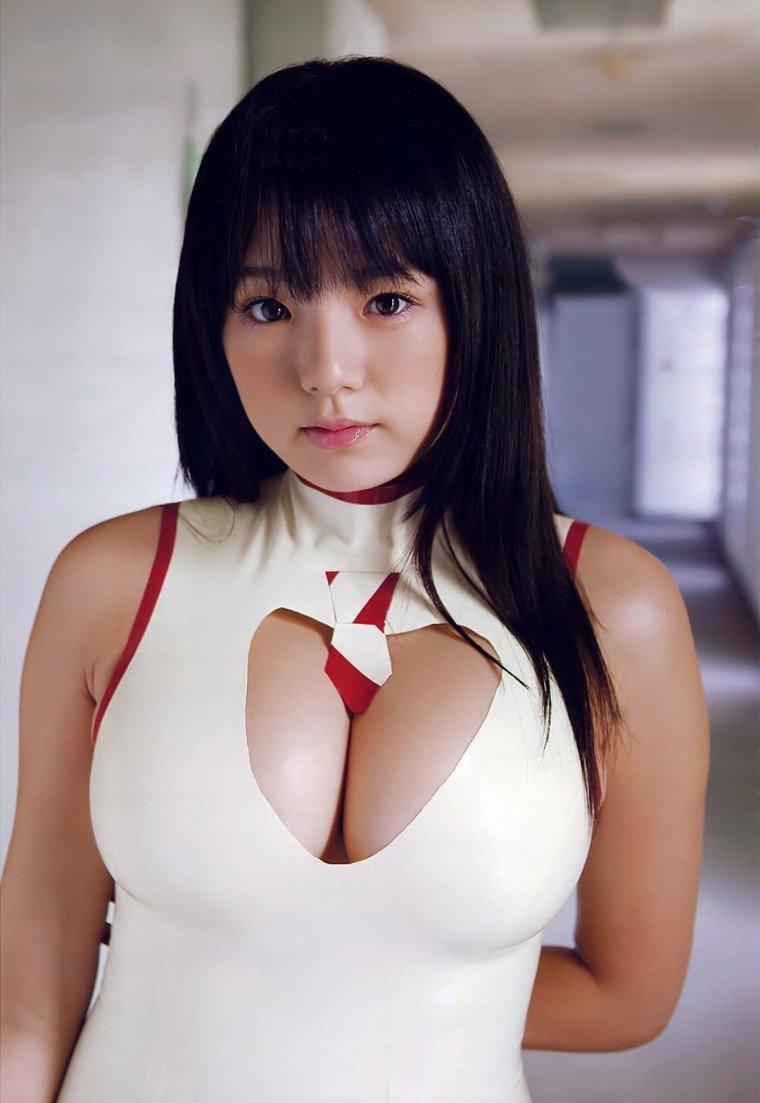 Азиатки с большой грудью - Фото грудастых девушек из Азии 7