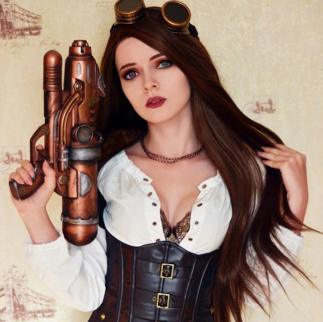Ирина Сабецкая - королева косплея из Беларуси 14