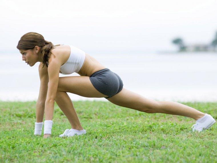 Очень красивые фитнес модели (53 ФОТО) 18