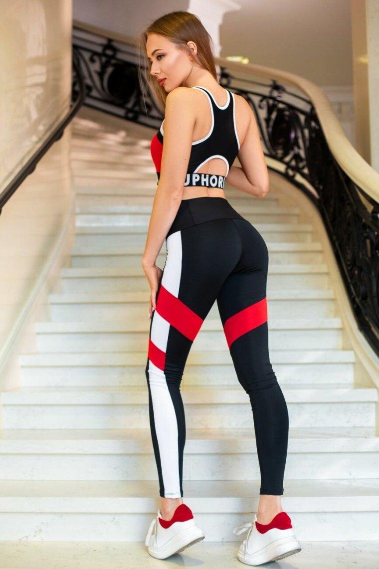 Девушки в трениках: одежда для фитнеса - это сексуально! 4