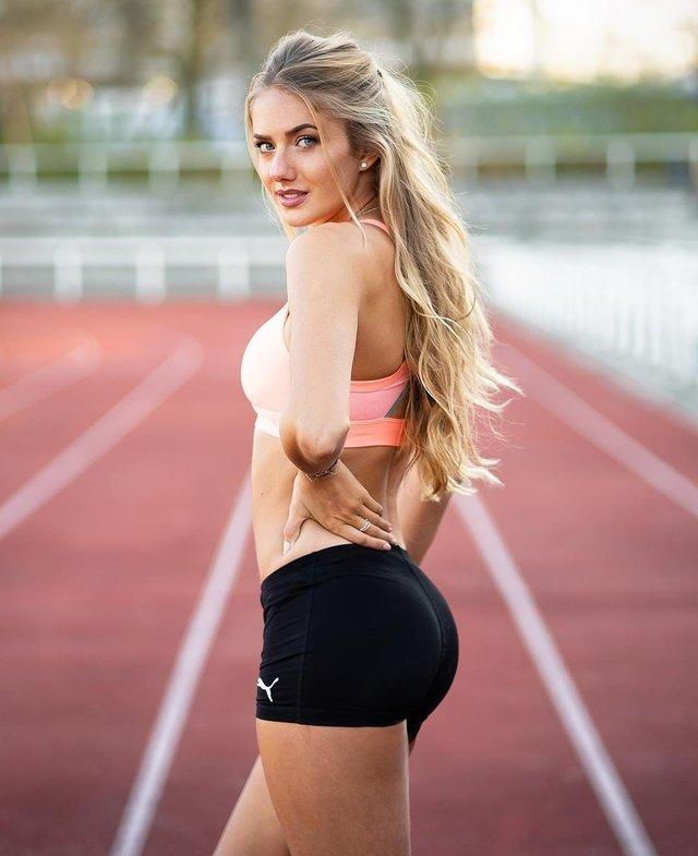 Алиса Шмидт - горячие фото самой сексуальной спортсменки в Мире 6