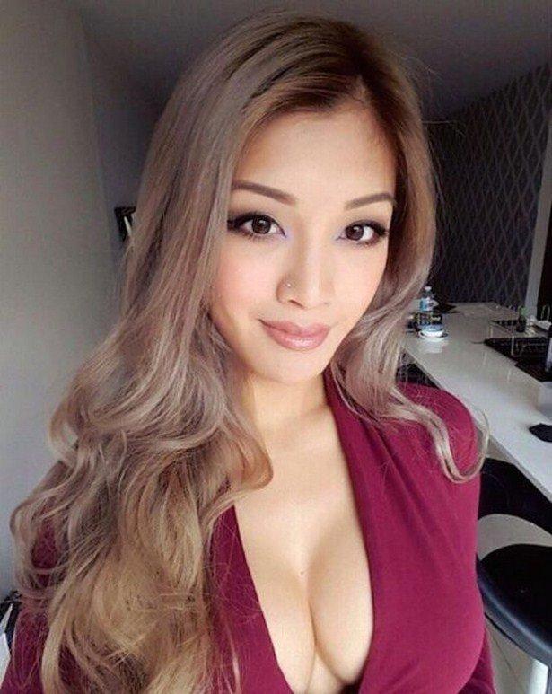 Сексуальные азиатки - фото красавиц Азии 12