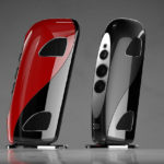 Новые 160-килограммовые колонки для дома от Bugatti 2