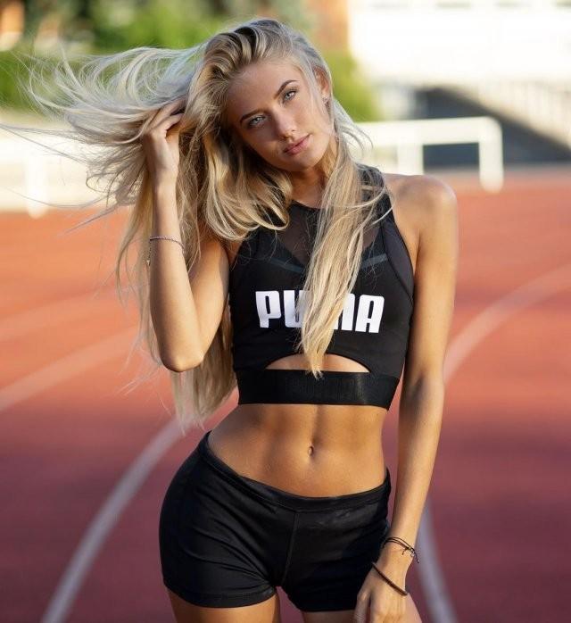 Алиса Шмидт - горячие фото самой сексуальной спортсменки в Мире 3