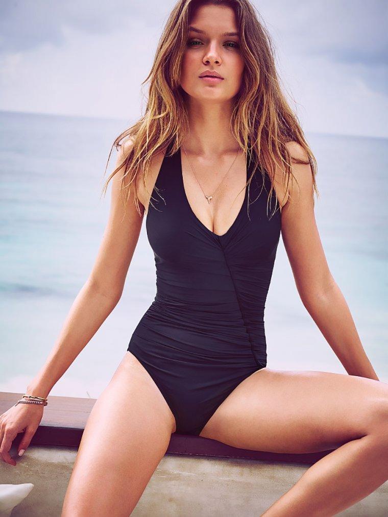 Жозефин Скривер - Самые горячие фото модели из Дании 7