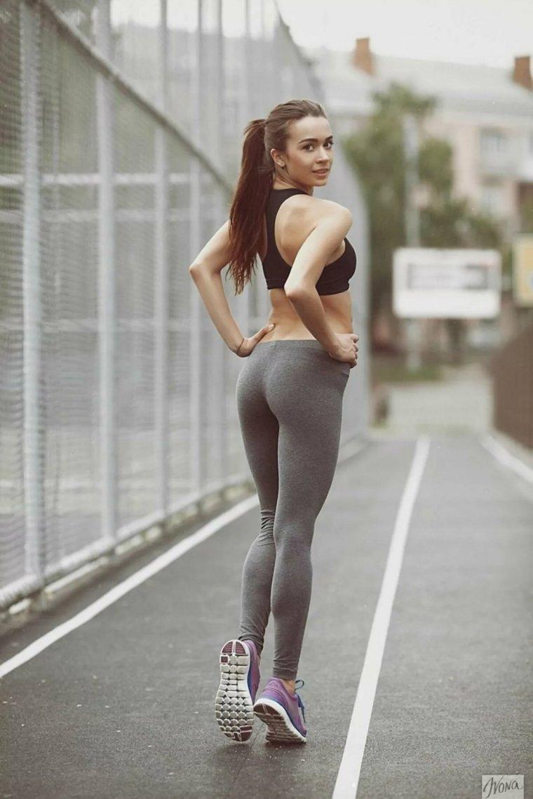Очень красивые фитнес модели (53 ФОТО) 41
