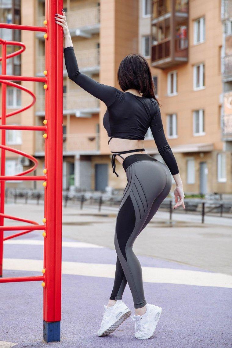 Очень красивые фитнес модели (53 ФОТО) 30