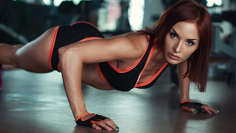 Очень красивые фитнес модели (53 ФОТО) 29