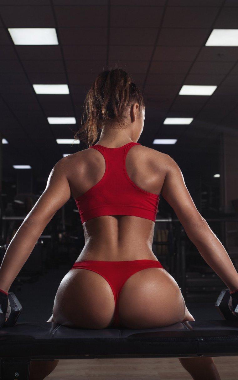 Очень красивые фитнес модели (53 ФОТО) 53