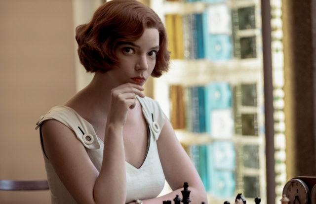 Аня Тейлор-Джой – Королева шахмат из США 8