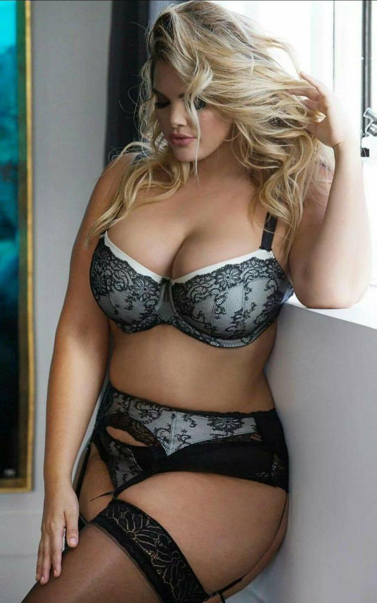 Красивые пышечки с большой грудью: фото подборочка 13