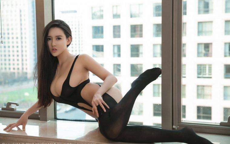 Азиатки с большой грудью - Фото грудастых девушек из Азии 10