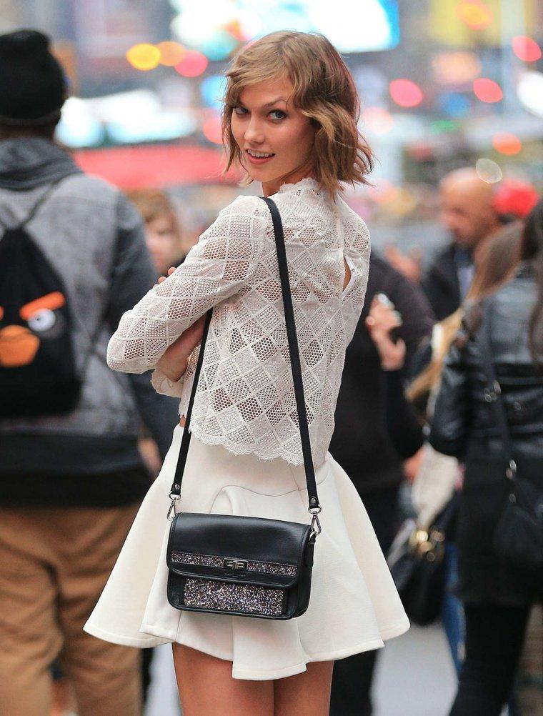 Супермодель Карли Клосс - лучшие фото стильной красотки 2