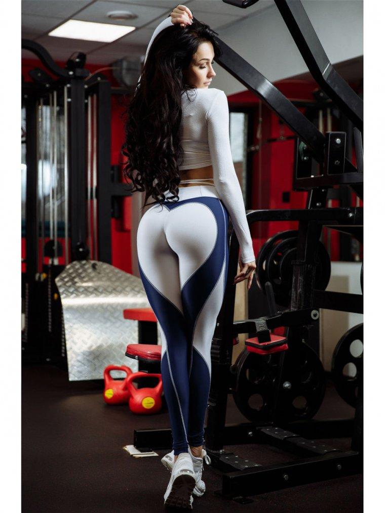 Девушки в трениках: одежда для фитнеса - это сексуально! 6