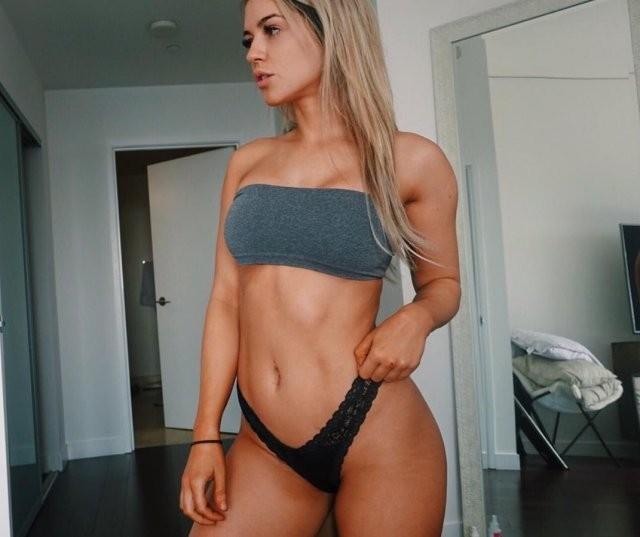 Никки Блэккеттер (Nikki Blackketter) - фитнес-богиня из США 3