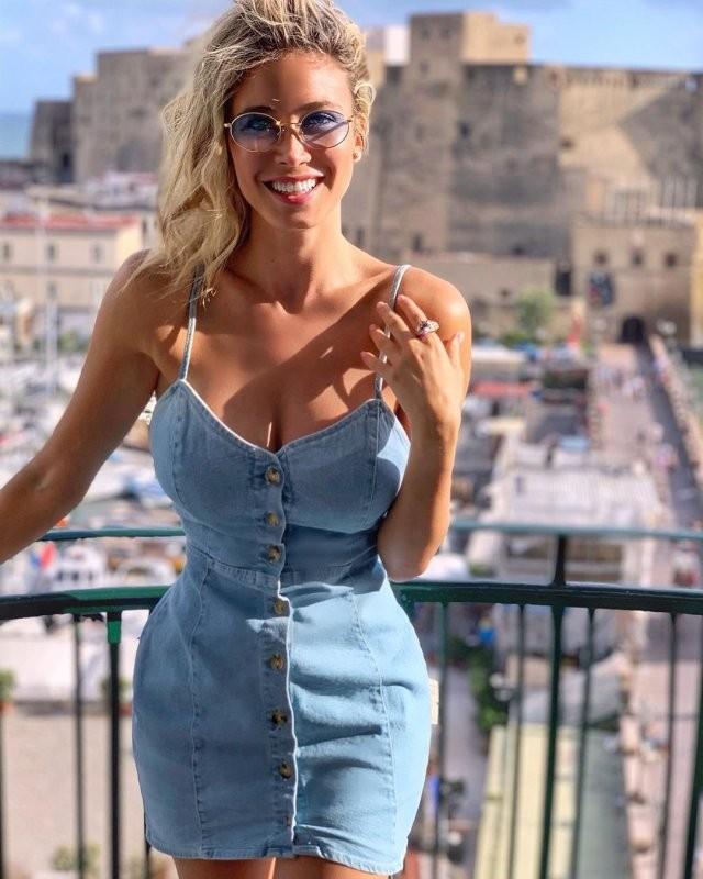 Дилетта Леотта - шикарная итальянская журналистка (Фото) 8