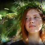 Красотки с веснушками: шикарные портреты 12