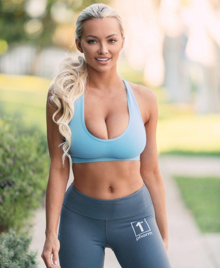 Очень красивые фитнес модели (53 ФОТО) 52
