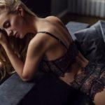 Милые и яркие блондинки в нижнем белье: залюбуешься 10
