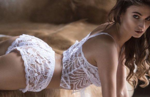 Красивые девушки в дорогом нижнем белье: самые сексуальные наряды