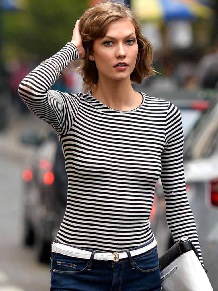 Супермодель Карли Клосс - лучшие фото стильной красотки 8
