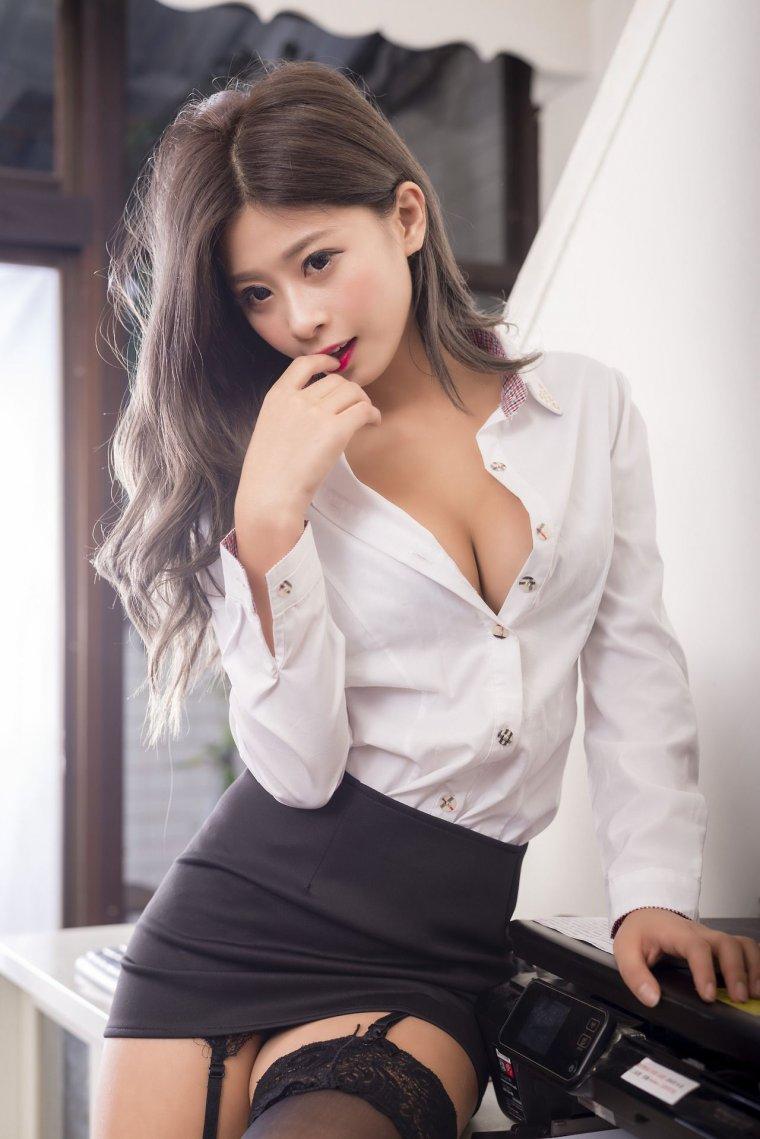 Красивые японки - очаровательные девушки 7
