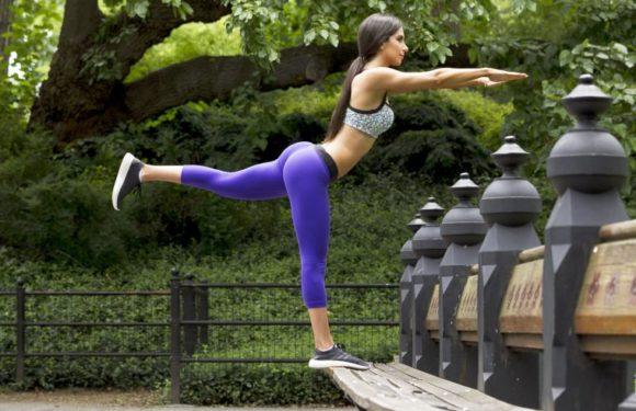 Очень красивые фитнес модели (53 ФОТО)