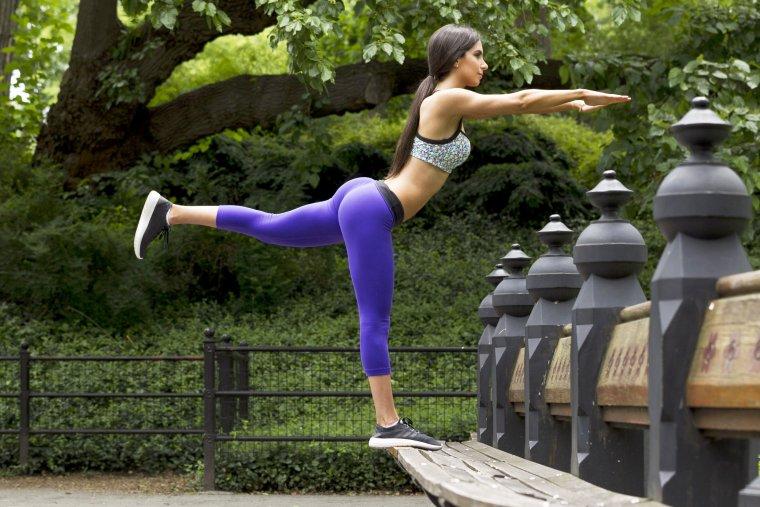 Очень красивые фитнес модели (53 ФОТО) 14