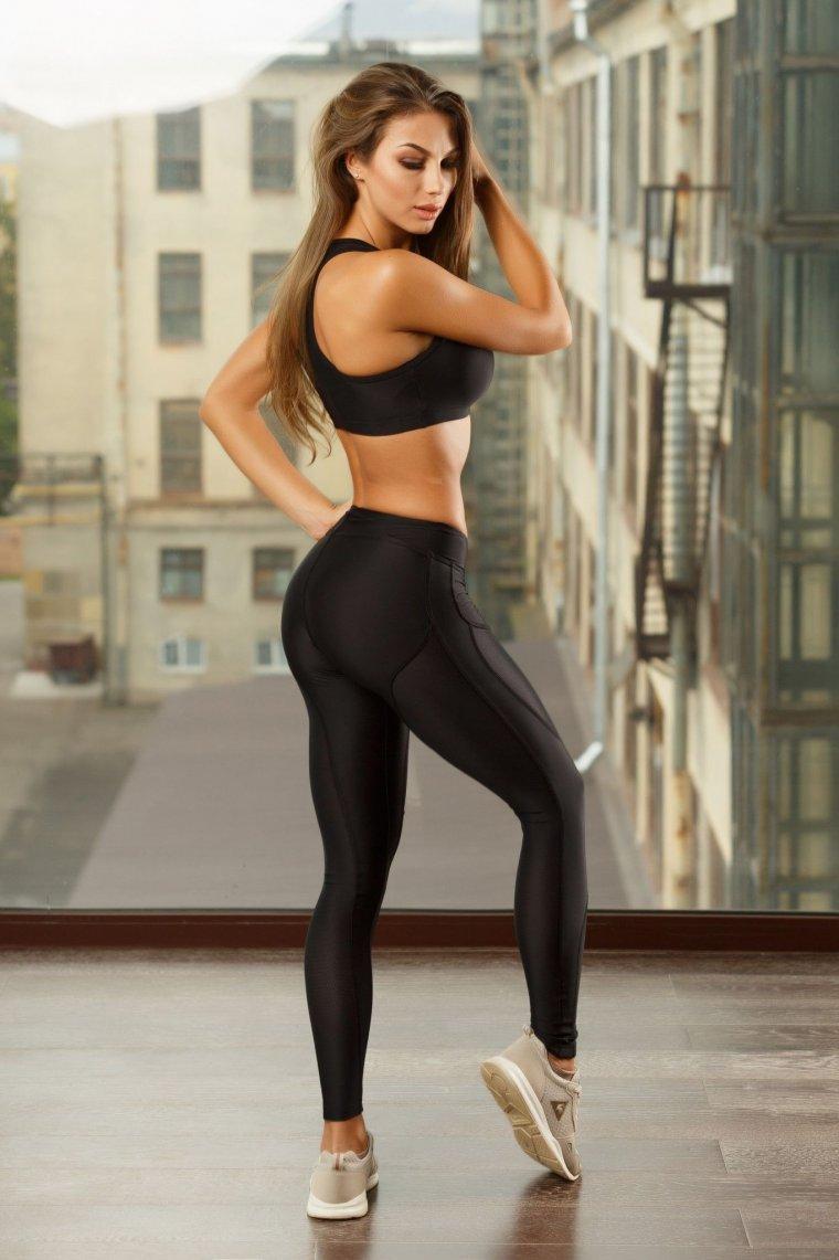 Очень красивые фитнес модели (53 ФОТО) 2