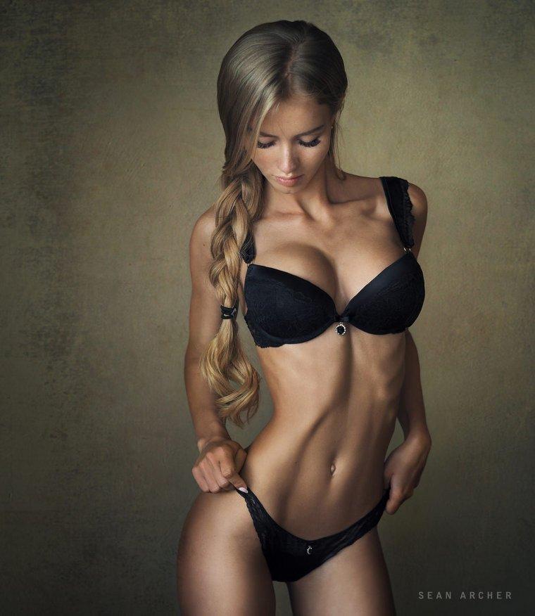 Очень красивые фитнес модели (53 ФОТО) 11