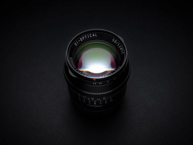 Объектив TTartisan 50mm f/1.2 для беззеркальных камер всего за 98 долларов 1